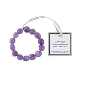 The Wish Amethyst Bracelet