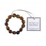 The Wish Gold Tiger's Eye Bracelet