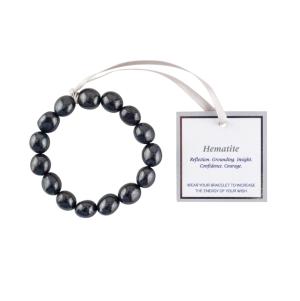 The Wish Hematite Bracelet
