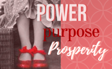 The Wish Power Purpose Prosperity