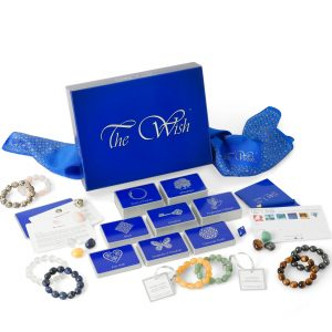 Wish game with 8 bracelets